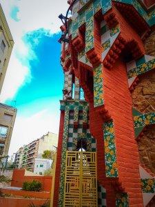Neo-Mudéjar Casa Vicens