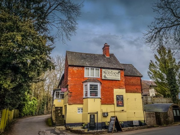 Red Lion at Betchworth