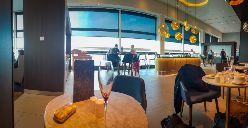 BA First Lounge