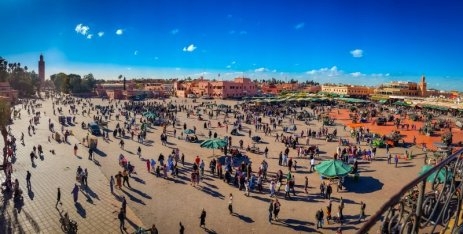 Jemaa el-Fna - The Main Square