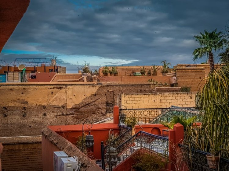 Rooftops of the Medina