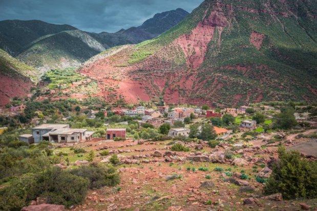 The Atlas Mountains Trip 5
