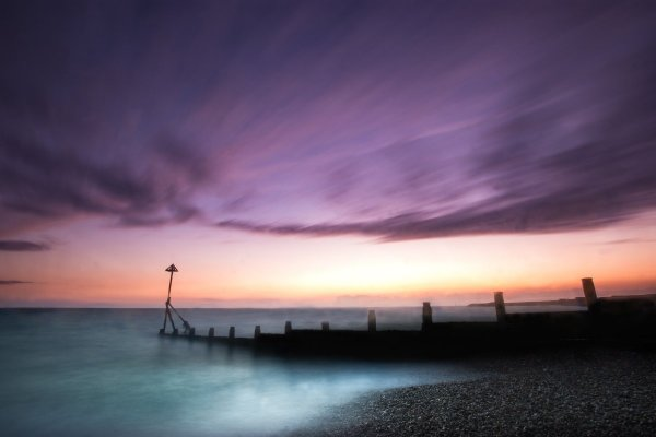 Afterglow - How to Photograph Sunsets