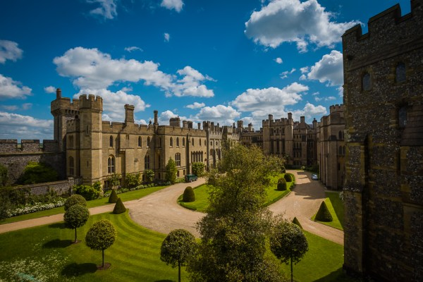 Arundel Castle day visit