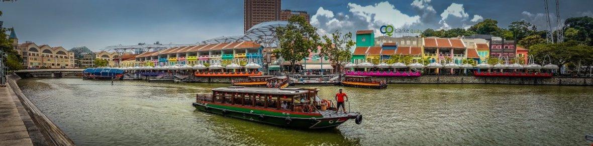 Singapore River Clarke Quay