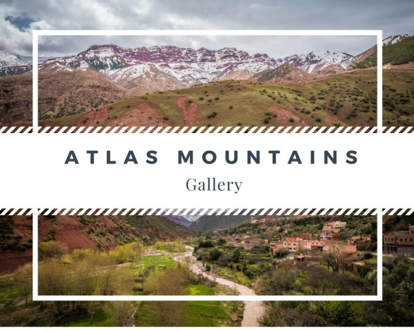 Atlas Mountains Gallery