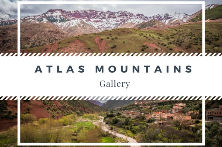 Atlas Mountains Gallery