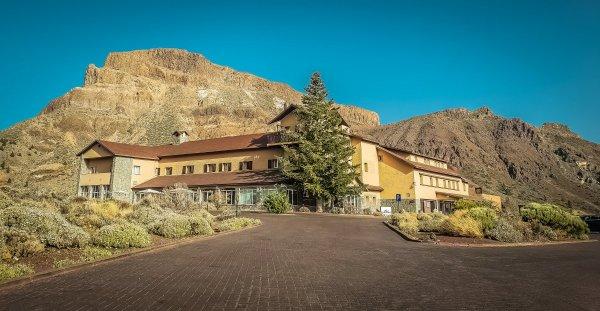 Hotel Parador - Mount Teide Tenerife