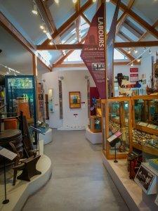 Arundel Museum Interior 1