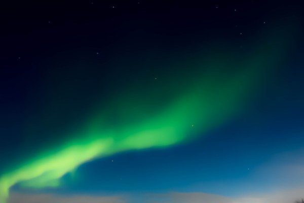 How to photograph the Northern Lights Composition