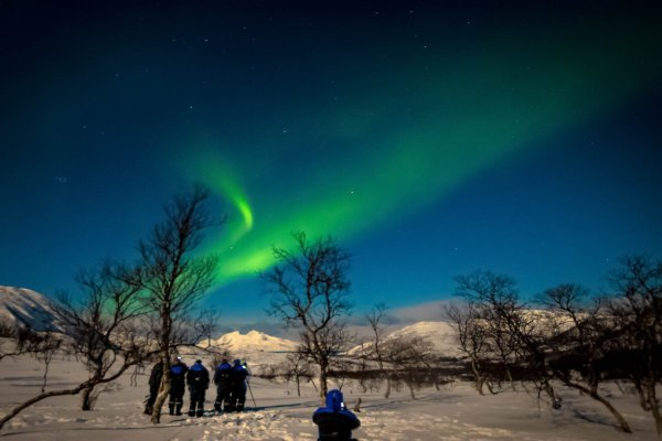 How to see the Northern Lights