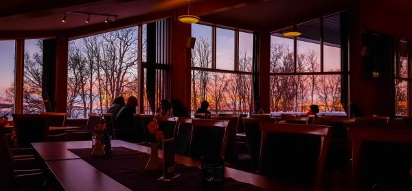 sydspissen hotel tromso Dinning Room