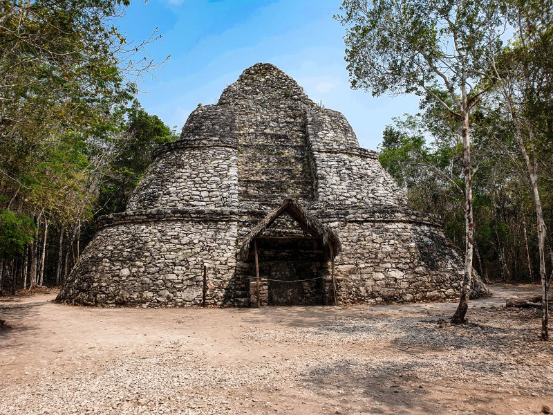 Coba Ruins The Observatory