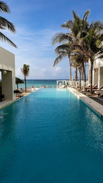 The Sian Ka'an at the Oasis Grand Tulum - Infinity Pool
