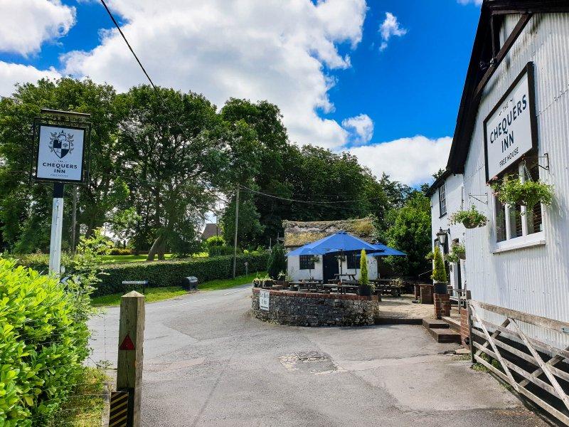 Chequers Inn Rowhook