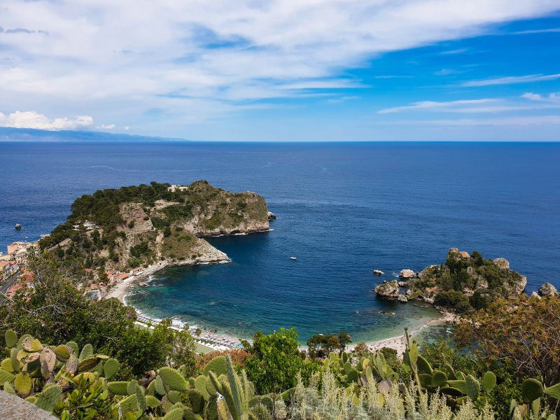 The Beach - Things to do in Taormina