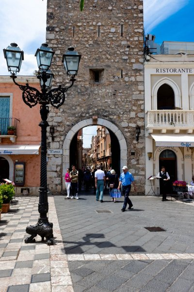 Arch - Things to do in Taormina