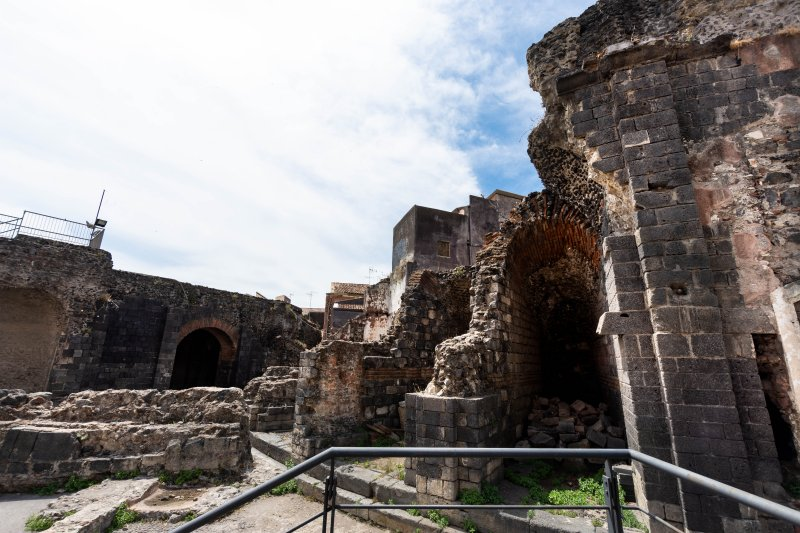Roman Theatre and Odeon - things to do in Catania