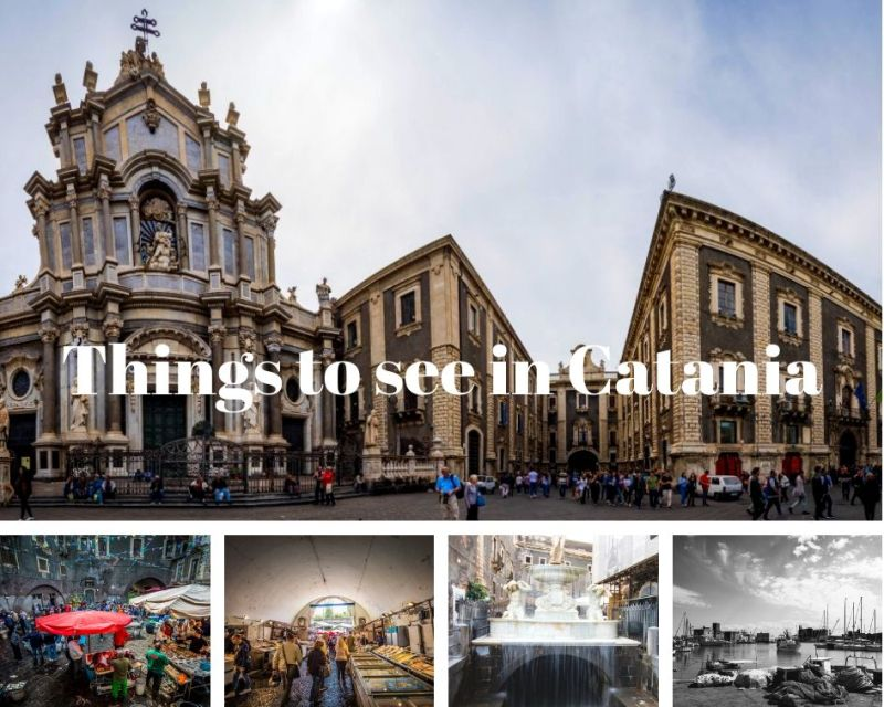 Things to see in Catania