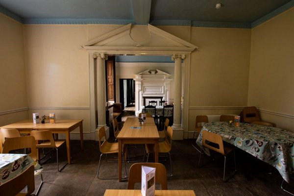 Cafe - Leith Hill Place