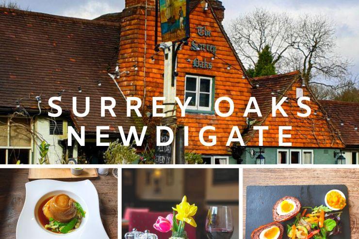 Surrey oaks Newdigate