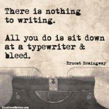 Bleed Hemingway