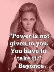 Take Power