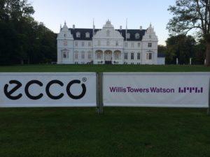 Willis Towers Watson Masters 2016 føres efter første runde af Mathias Gladbjerg efter kanonrunde i 63 slag, ni under par.