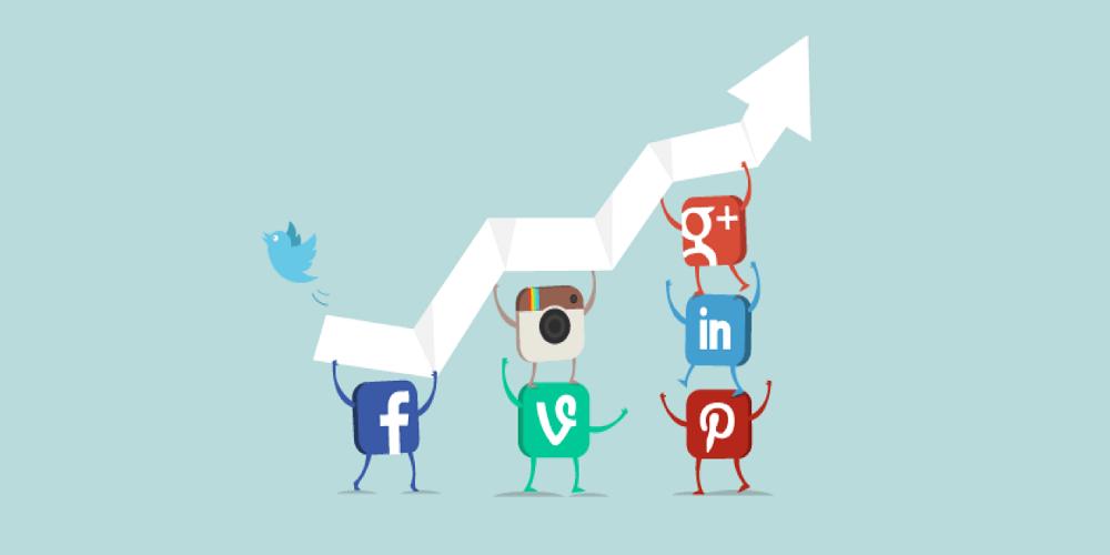 Usando redes sociais para vender mais presentes criativos
