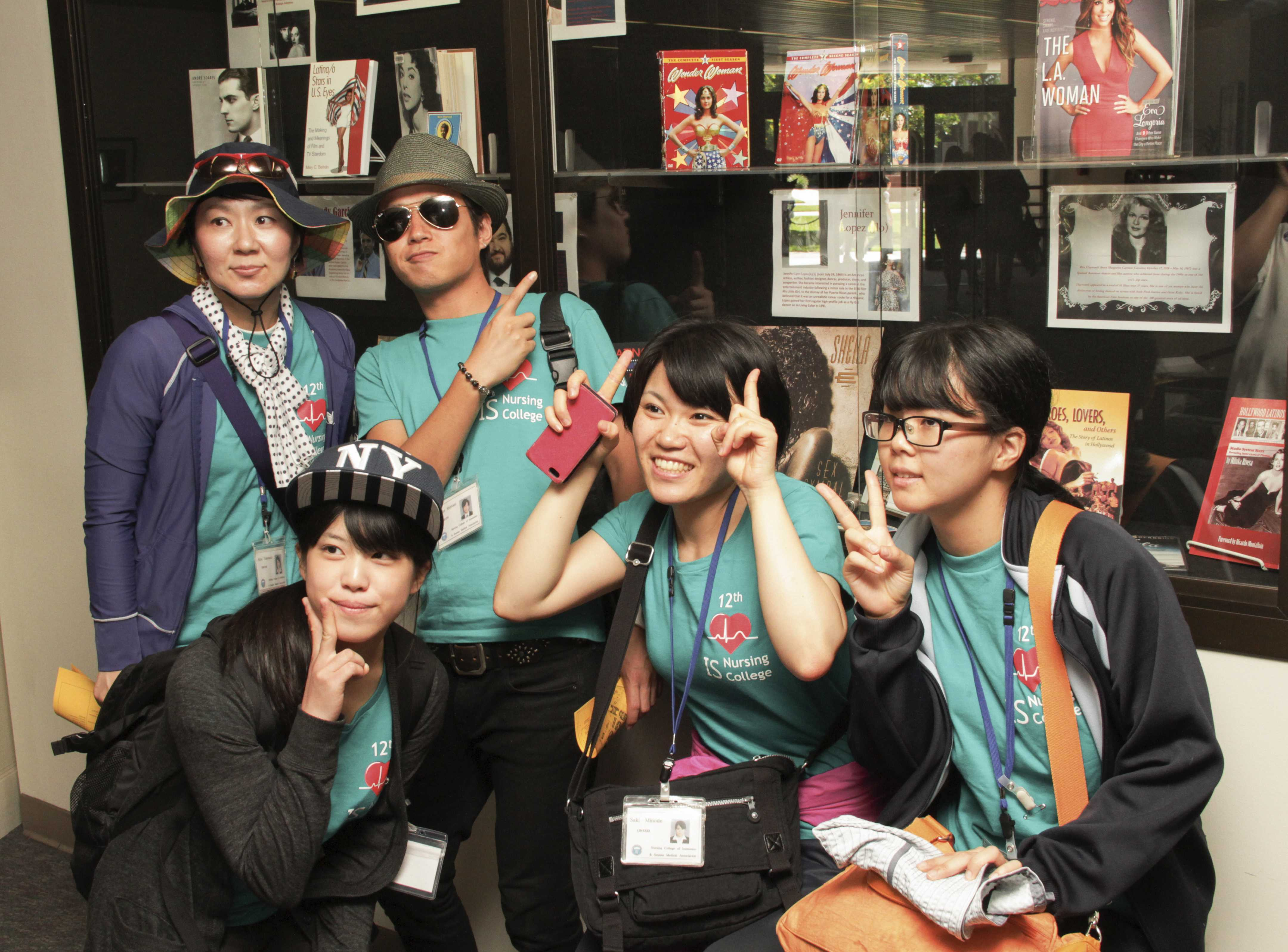 El Camino College Union Japanese Nursing Students