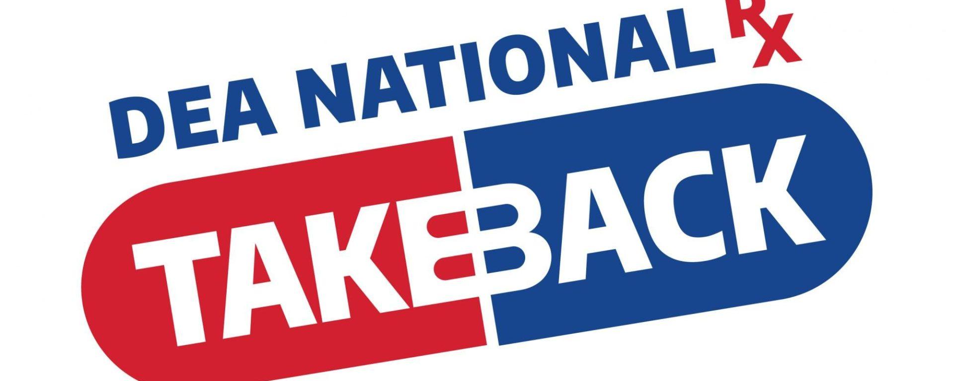 DEA National Prescription Take Back logo