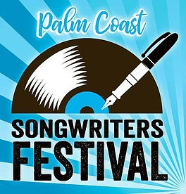 palm coast songwriters festival logo