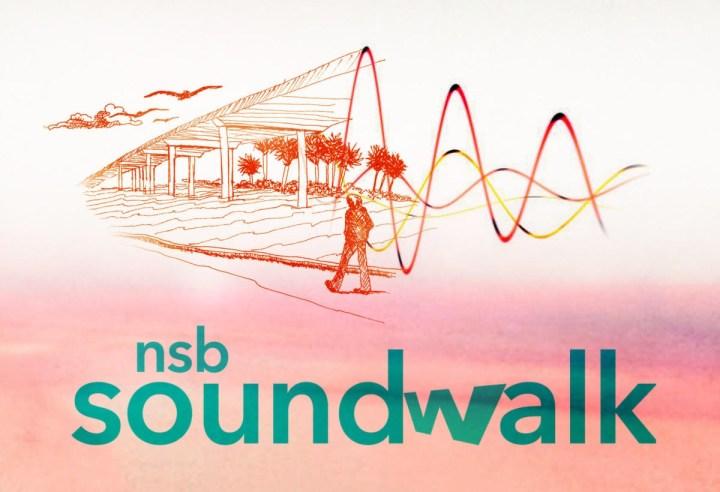 NSB sound walk logo