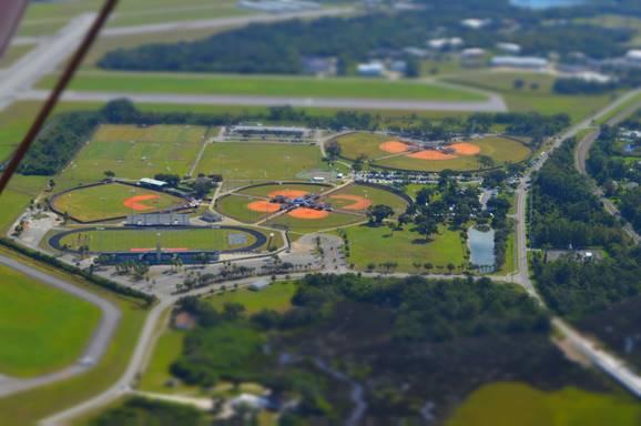 New Smyrna Beach Sports Complex (City of New Smyrna Beach/Phillip Veski)