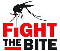 fight the bite mosquito graphic