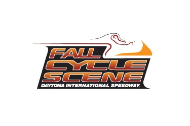 fall cycle scene logo