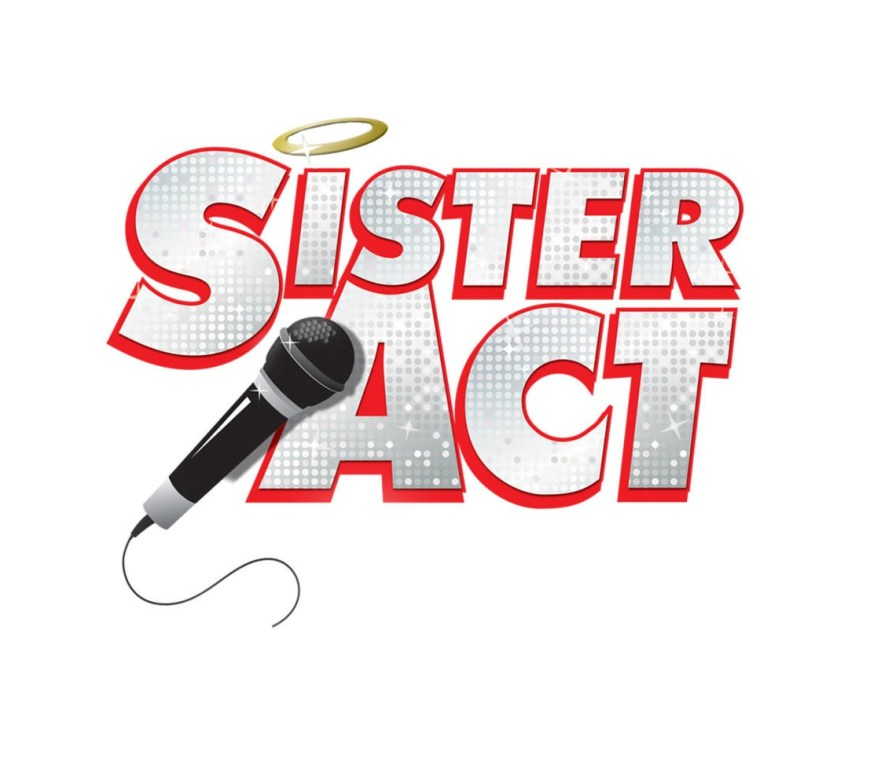 sister act the musical logo