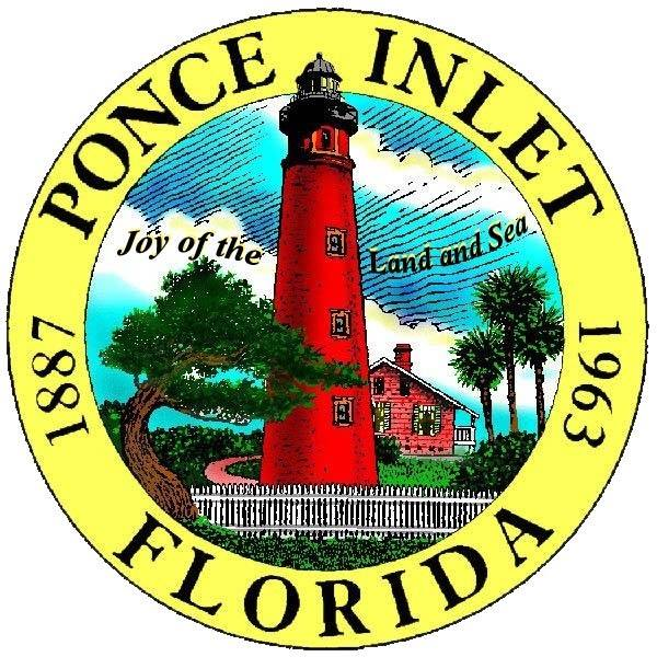 ponce inlet town seal