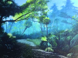 Palmetto Path by Al Gessinger