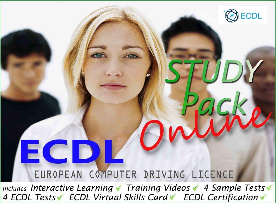 ecdl study pack