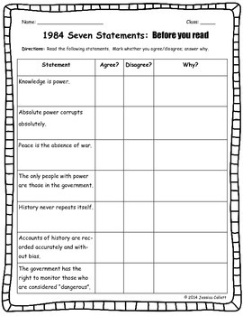 Pre Reading And Post Reading Theme Activity By