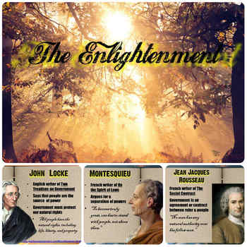 Age Of Enlightenment Powerpoint Book By Students Of