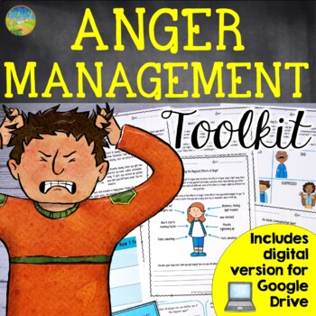 Anger Management Toolkit By Pathway 2 Success