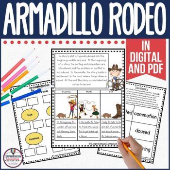 Armadillo Rodeo Book Companion In Digital And Pdf Formats