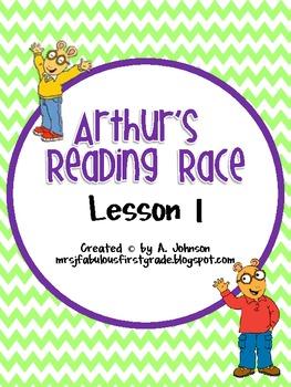 Storytown 2nd Grade Lesson 1 Arthur S Reading Race