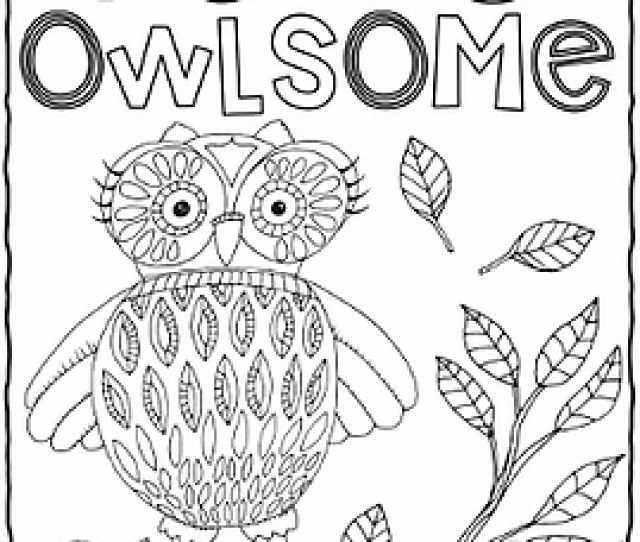 Fall Coloring Pages Autumn Coloring Pages  Fun Creative Designs