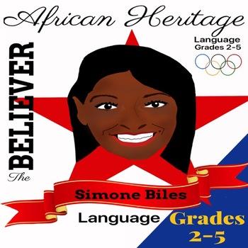 the believer series simone biles black history african heritage no prep