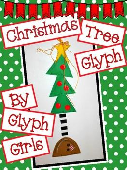 Christmas Tree Glyph By Glyph Girls Teachers Pay Teachers