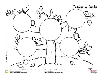 Image Result For Worksheet About A Family Tree