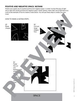 Elements Of Art Worksheets